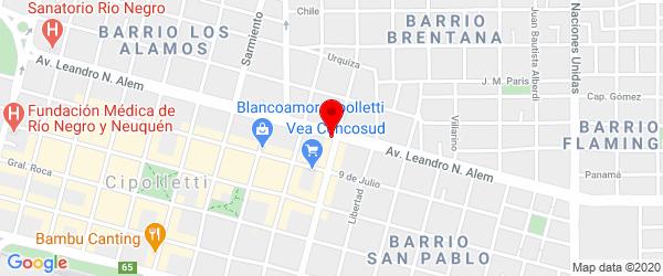 Brentana 498, Cipolletti, Río Negro
