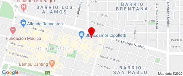 Sáenz Peña 454, Cipolletti, Río Negro