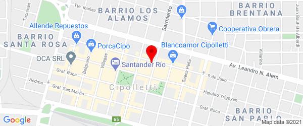 9 de Julio 583, Cipolletti, Río Negro