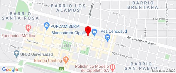9 de Julio 646, Cipolletti, Río Negro