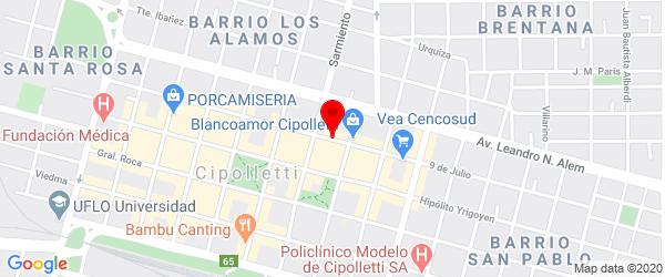 9 de Julio 654, Cipolletti, Río Negro