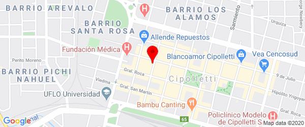 Belgrano 288, Cipolletti, Río Negro