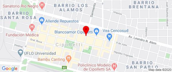 Sarmiento 388, Cipolletti, Río Negro