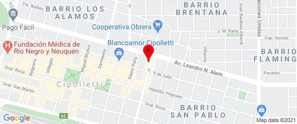 Brentana 480, Cipolletti, Río Negro