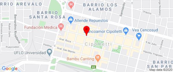 Yrigoyen 310, Cipolletti, Río Negro