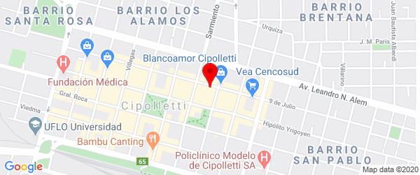 9 de Julio 861, Cipolletti, Río Negro