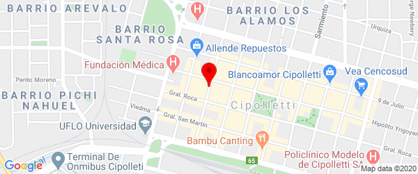 Gral. Manuel Belgrano 265, Neuquén, Neuquén