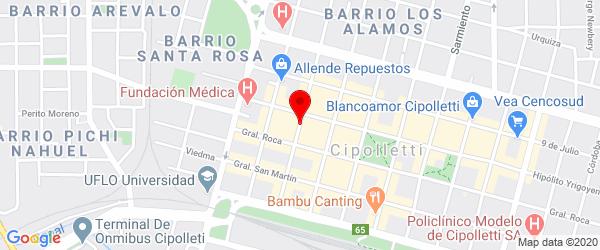 Belgrano 265, Cipolletti, Río Negro