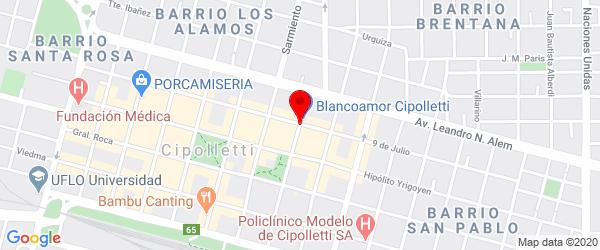9 de Julio, Cipolletti, Río Negro