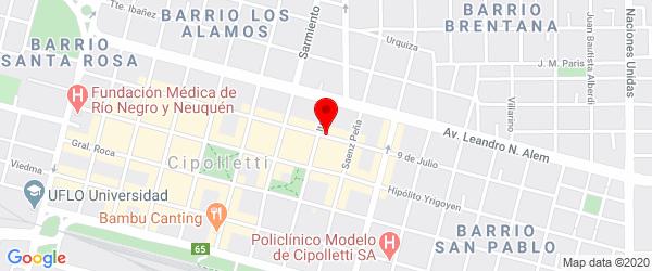 Sarmiento 266, Cipolletti, Río Negro