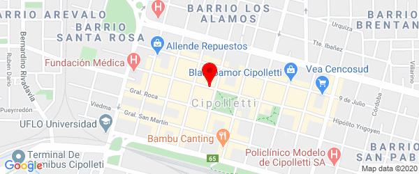 Yrigoyen 376, Cipolletti, Río Negro