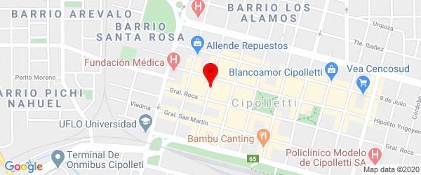 Belgrano 254, Cipolletti, Río Negro