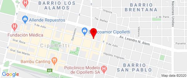 Sáenz Peña 415, Cipolletti, Río Negro