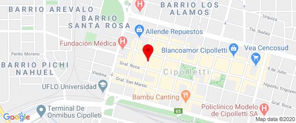 Belgrano 251, Cipolletti, Río Negro