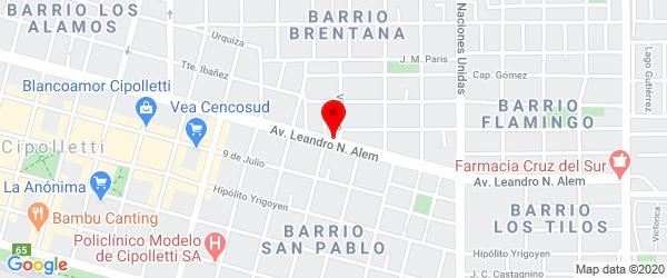 Av Leandro N. Alem 1218, Cipolletti, Río Negro