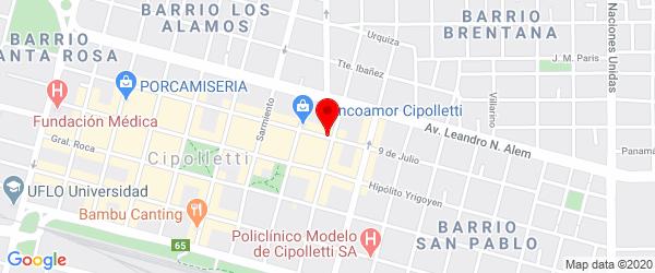 9 de Julio 784, Cipolletti, Río Negro