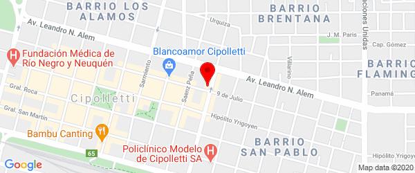 9 de Julio 876, Cipolletti, Río Negro