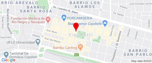 España 286, Cipolletti, Río Negro