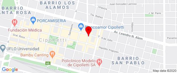 Sáenz Peña 379, Cipolletti, Río Negro