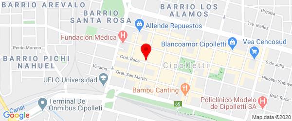 Gral. Manuel Belgrano 215, Neuquén, Neuquén