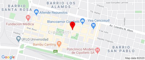 Sarmiento 320, Cipolletti, Río Negro