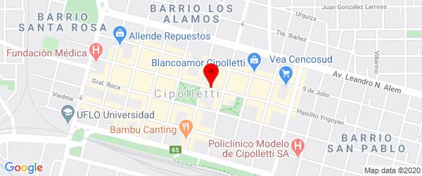 Yrigoyen 541, Cipolletti, Río Negro