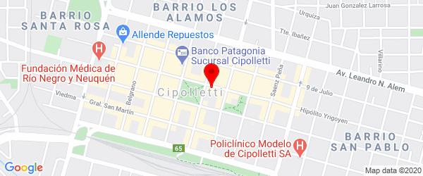 Yrigoyen 525, Cipolletti, Río Negro