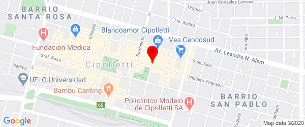 Italia 321, Cipolletti, Río Negro