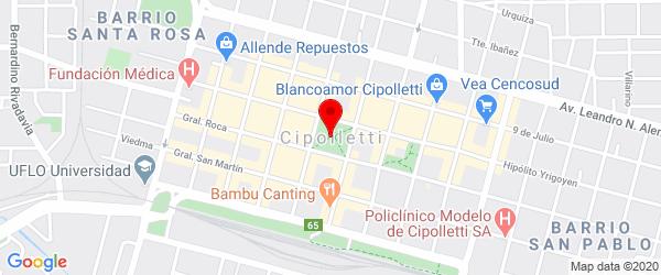 Juan G. Larrosa 884, Cipolletti, Río Negro