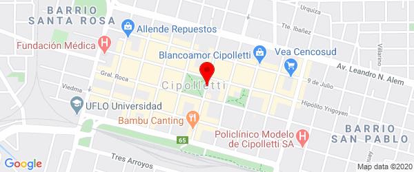 M. Muñoz 245, Cipolletti, Río Negro