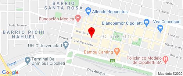 Brentana 142, Cipolletti, Río Negro