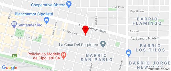9 de Julio 1140, Cipolletti, Río Negro