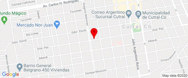 General Paz 564, Cutral Co, Neuquén