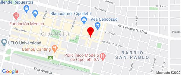 Sáenz Peña 306, Cipolletti, Río Negro