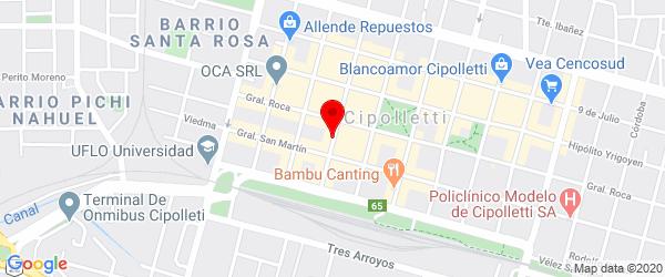 Villegas 149, Cipolletti, Río Negro