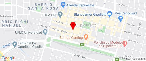Villegas 141, Cipolletti, Río Negro