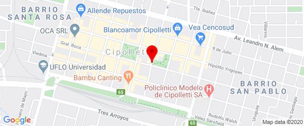 Sarmiento 208, Cipolletti, Río Negro