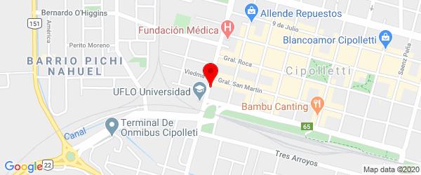 Mengelle 59, Cipolletti, Río Negro