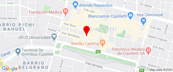 Villegas 132, Cipolletti, Río Negro