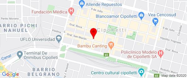 Villegas 120, Cipolletti, Río Negro