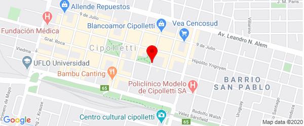 Italia 221, Cipolletti, Río Negro