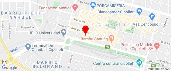 Belgrano 61, Cipolletti, Río Negro