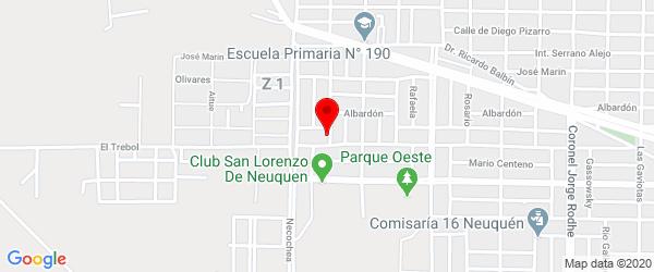 Pirker 5308, Neuquén, Neuquén