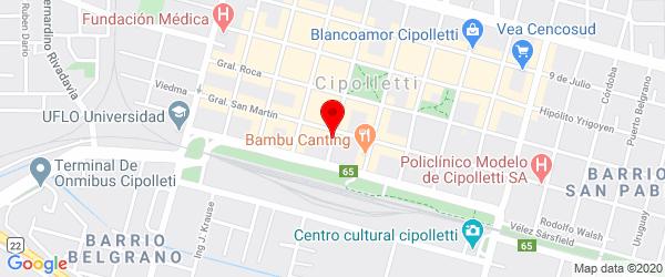 España 77, Cipolletti, Río Negro