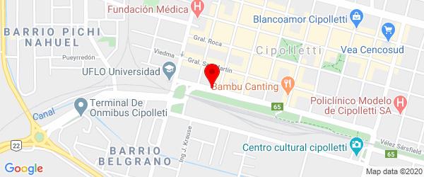 Fernández Oro 168, Cipolletti, Río Negro