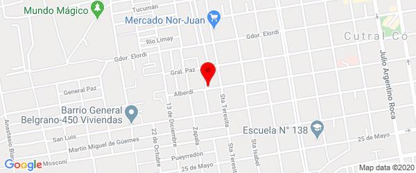 Alberdi 1267, Plaza Huincul, Neuquén