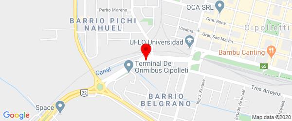 Pacheco 303, Cipolletti, Río Negro