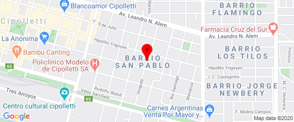 Uruguay 256, Cipolletti, Río Negro