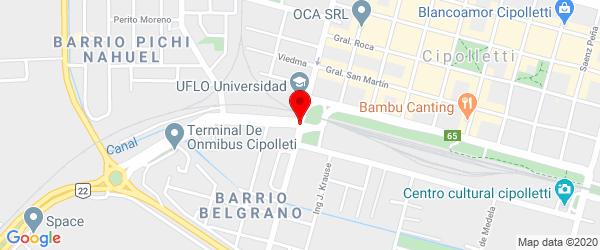Lisandro de la Torre, Cipolletti, Río Negro