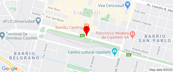 M. Muñoz 21, Cipolletti, Río Negro